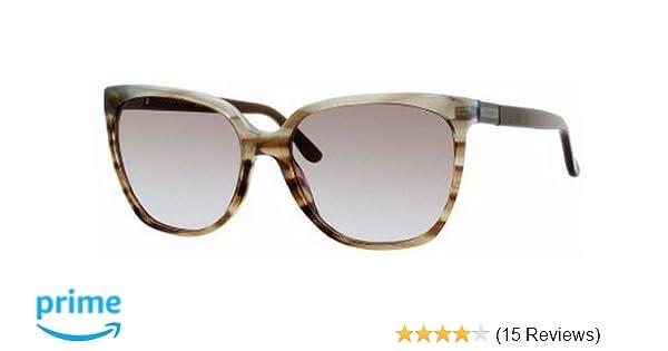 cf410759525 Amazon.com  Gucci Sunglasses GG 3502 S HORN R4ENE GG3502 S  Gucci  Shoes