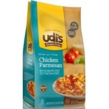 Udis Chicken Parmesan and Penne Skillet Entree, 18 Ounce -- 6 per case.