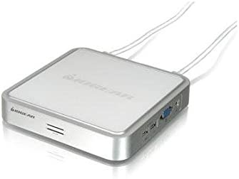 4port Usb Kvm W//Built In Cables Miniview Micro W//Audio Support