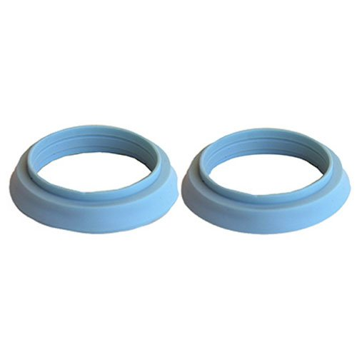 LASCO 02-2297 Vinyl 1-1/2 X 1-1/4-Inch Solution Slip Joint Reducing Washers