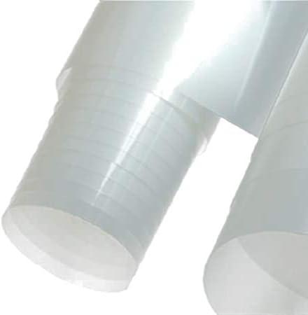 窓ガラス フィルム 断熱 UV 99%カット 6色選択 窓 シート ミラー 日よけ ガラスフィルム 遮熱 装飾 曇りガラス 飛散防止 紫外線 カット 日焼け 防犯 地震対策 サンルーム (マットホワイト, 0.5m×7.5m)