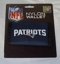 Amazon.com : NFL Nylon Trifold Wallets : Sports & Outdoors