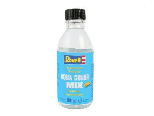 Revell Colour - Revell 100ml Aqua Color Mix Thinner