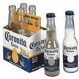 Cap Salt - 100 Corona Salt and Pepper Caps, Make Your Own Coronita Shakers by Mueangpan
