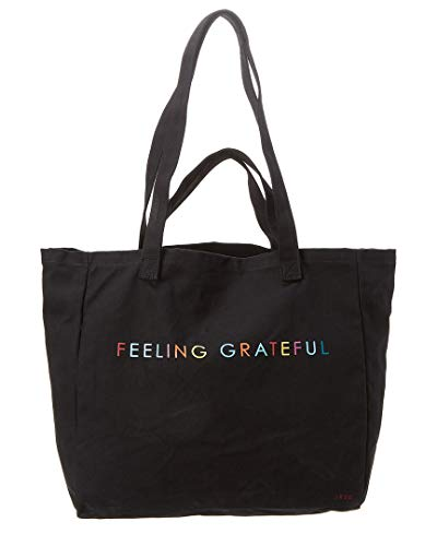 - Peace Love World Oversized Shopper Tote