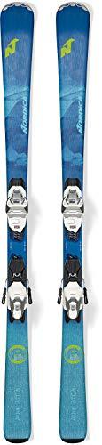 Nordica Astral 74CA Skis W/ TP2 10 FDT Bindings Sz 150
