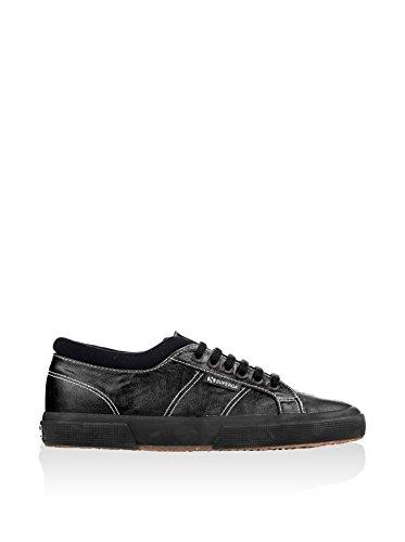 Superga - Zapatillas para hombre FULL BLACK