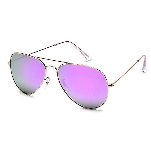 Viajes exterior Espejo compras polarizada 02 Playa de Proteja Gafas sol 08 de de Color Gafas Espejo JIU Personalidad Moda de sus conducción Ms ojos Luz sol Espejo Gafas Gafas wBZOnCxqpR