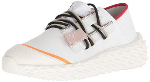 Used, Giuseppe Zanotti Women's RS90028 Sneaker Bianco 5.5 for sale  Delivered anywhere in USA