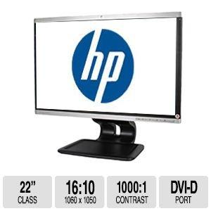 HP LA2205wg LCD monitor 22