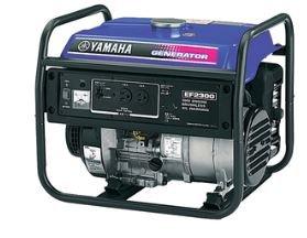 ヤマハモーターパワープロダクツ 標準タイプ発電機標準50Hz EF2300(東日本地域専用)