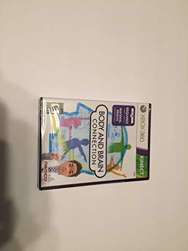 Price comparison product image BODY AND BRAIN CONNECTION XBOX 360 KINECT GAME