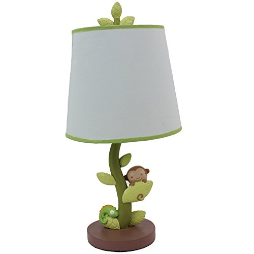 Infant Monkey Lamp - 6