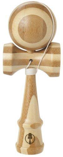 Toysmith Bamboo Kendama 7 Inch 2 Pack