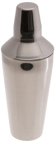 Stanton Trading 110 28-Ounce Cocktail Shaker, Stainless Steel, 3-Piece Set by Stanton Trading