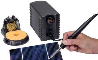 Estación de soldadura, Solar Set ps-900-solar by METCAL: Amazon ...