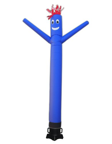 LookOurWay Tube Man Inflatable Air Dancer, Blue, 10-Feet