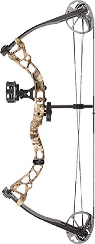 Diamond Archery Atomic Breakup Country Bow Package 29 Lbs Right Hand