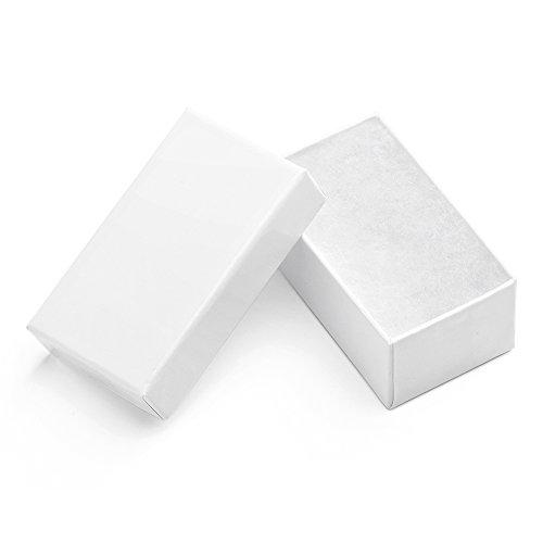 MESHA Jewelry 2 5x1 5x1 Cardboard Earring product image
