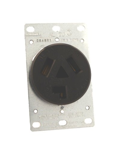 Mount Flush 250v (Leviton 5207 125/250V Flush Mount Receptacle)