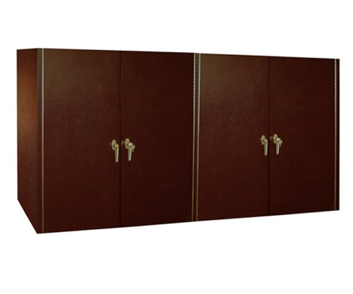 Vinotemp VT-400 4-Door Wine-Cellar Credenza with 304-Bott...