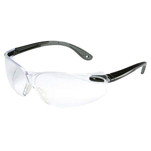 3M Virtua V4 Protective Eyewear 11674-00000-20 I/O Mirror Lens, Black/Gray Temple 20 EA/Case