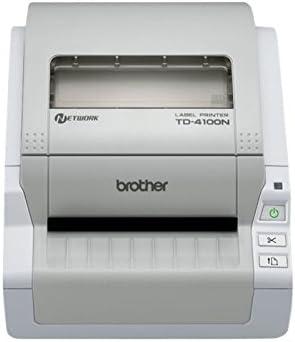 Brother TD-4100N - Impresora de Etiquetas (Térmica Directa, 300 x ...