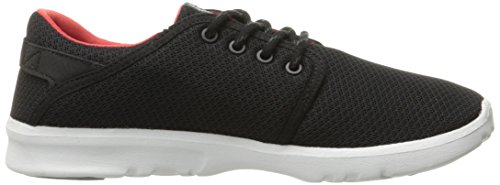 Etnies Skate Womens Women's Red Shoe W's Grey Scout Black xvRHnxw