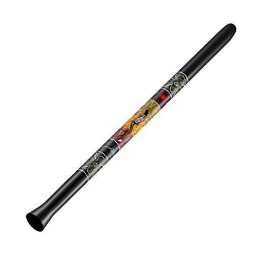Meinl Percussion SDDG1-BK Synthetic Didgeridoo, Black