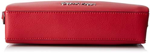 Calvin Rojo lipstick Bolsos Klein Mujer Bandolera Ew Avant Crossbody Red rZxrw0q4