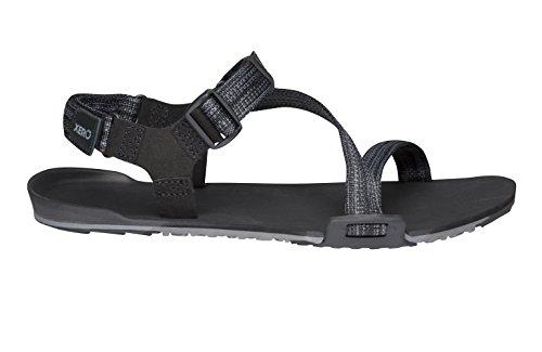Scarpe Xero Sandalo Leggero Z-trail - Scarpe Da Trekking Ispirate Ai Piedi Scalzi, Sandali Sportivi Da Corsa - Donna Multi-black