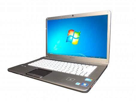 中古 SONY ノートパソコン VAIO VGN-NW51FB Windows7 搭載 webカメラ搭載 HDMI端子搭載 Core2Duo搭載 メモリー4GB搭載 HDD250GB搭載 W-LAN搭載 DVDマルチ搭載 B07JG26B1G