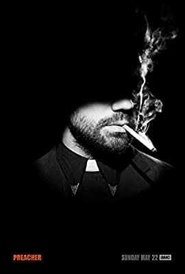 MOTIVATION4U Preacher, an American television series developed by Sam Catlin, Jesse Custer, Cassidy, Tulip O'Hare, Emily Woodrow, Sheriff Hugo Root 12 X 18 inch poster