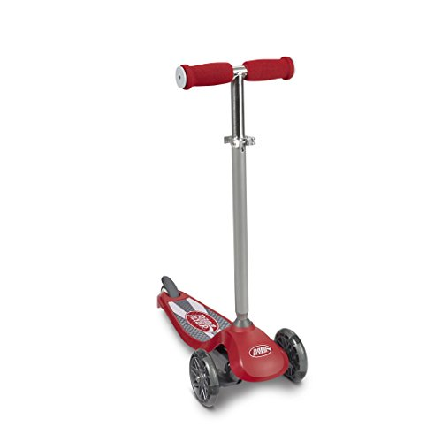 Radio Flyer Lean 'N Glide Scooter with Light Up Wheels