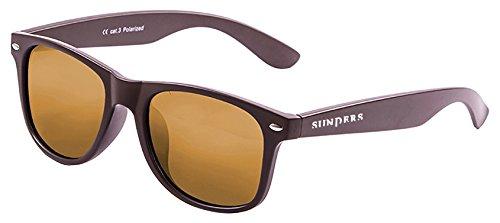 SUNPERS Sunglasses SU18202.48 Lunette de Soleil Mixte Adulte, Marron