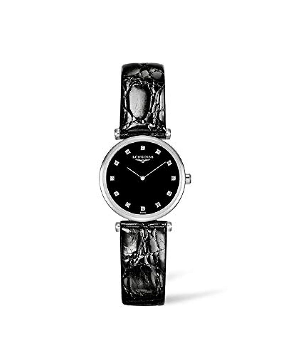 [해외] [론진(LONGINES)] 손목시계 라 그랜드 클래식 두 론진(LONGINES) 쿼츠 L4.209.4.58.2 레이디스 정규 수입품