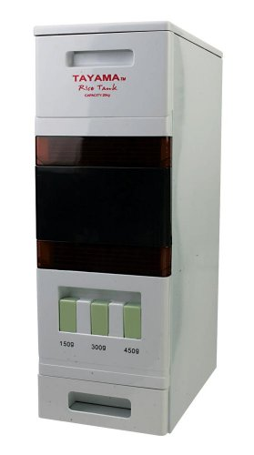 Tayama Rice Dispenser, 33 Pounds, 15 Kilogram