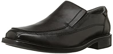 Dockers Men's Proposal Moc Run Off Toe Slip On,Black,7 M US