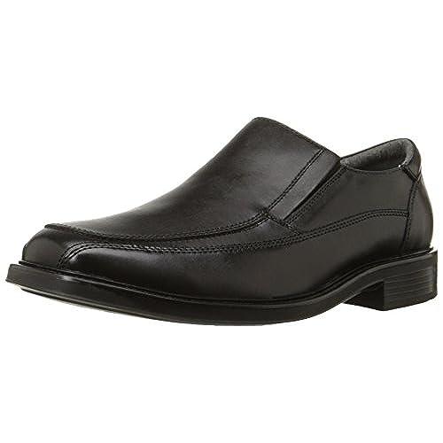 Dockers Men's Proposal Moc Run Off Toe Slip On,Black,10 W US
