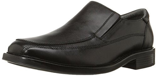 Dockers Men's Proposal Moc Run Off Toe Slip On,Black,13 M US (Leather Shoes For Men)