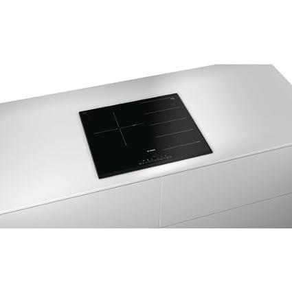 Bosch Serie 6 PXJ651FC1E Integrado Con - Placa (Integrado, Con placa de inducción, Vidrio y cerámica, Negro, LED, Tocar): 445.2: Amazon.es: Grandes ...