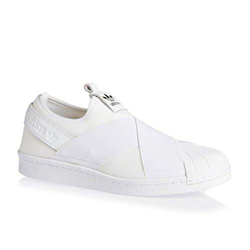 de Femme Slip Chaussures on adidas Superstar Blanc Tennis wxOv1gOpnq