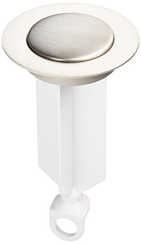 - Moen 10709BN Replacement Lavatory Drain Stopper (Brushed Nickel)