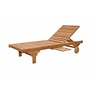 31zlE1elfAL._SS300_ Teak Lounge Chairs & Teak Chaise Lounges