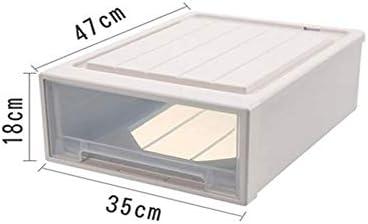 Caja de almacenamiento debajo de la cama KEKET1 a prueba de ...