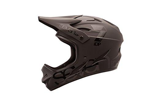 7iDP M1 Helmet, Matt Black/Gloss Black, X-Large