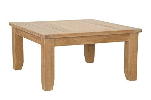 Anderson Teak DS-507 Luxe Square Coffee Table ()