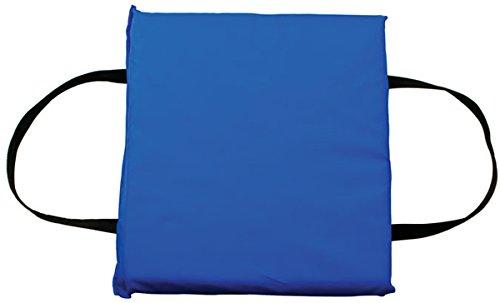 Onyx Outdoors Throwable Foam Cushion, blue by Onyx Outdoors