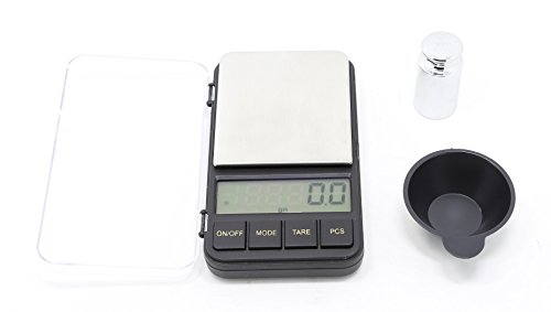 Precision-Digital-Reloading-Scale-with-Powder-Pan-and-Calibration-Weight-1500gr-x-01gr100g-x-001g
