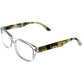 a3a755dcbbd Aloha Eyewear Tek Spex 8005 Unisex Dual-Focus Progressive No-Line Aviator Reading  Glasses (Clear Top  +0.50   Bottom  +1.50)